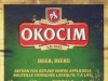 Okocim ▶ Gallery 640 ▶ Image 1810 (Back Label • Контрэтикетка)